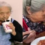 Nenek 98 Tahun Viral di Medsos karena Doyan Makanan Anak Muda