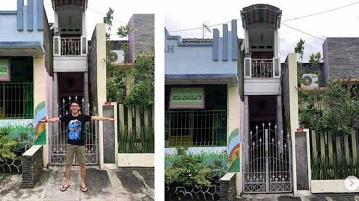 Viral Fakta Rumah dengan Lebar Berukuran 1,3 Meter di Solo