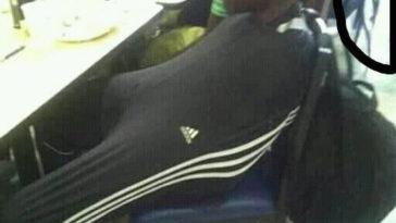 Celana yang sangat elastis