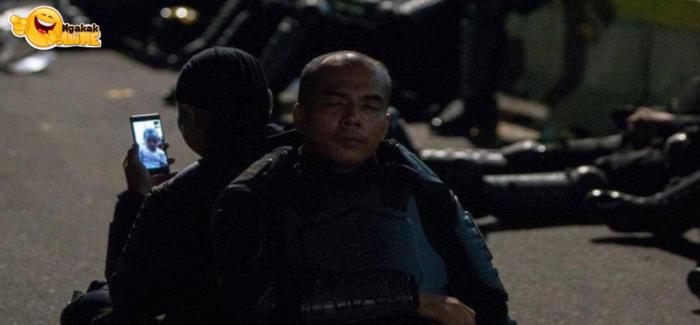 Viral Foto Polisi VC Anaknya, Netter Mengungkapkan Sisi Lain Polisi