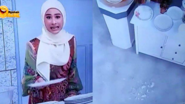 Video Viral Penjual Piring Anti Pecah Promo di TV Bikin Ngakak