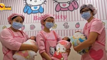 Rumah Sakit Unik yang Bikin Gemas, Semuanya Serba Hello Kitty
