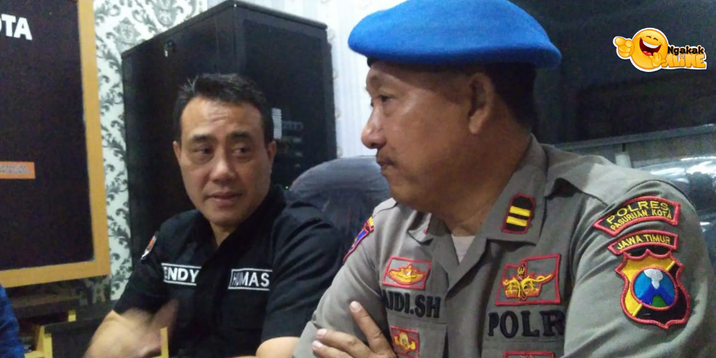 Viral Video Penggerebekan Polisi & Bidan Berduaan di Pasuruan, Diarak Tanpa Celana, Diancam Celurit