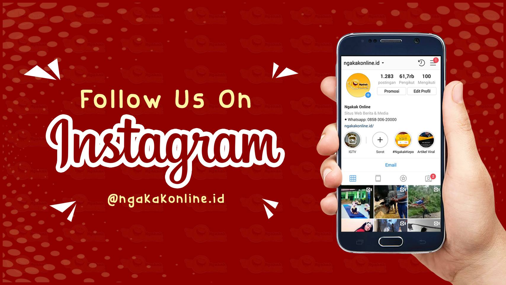 Instagram Ngakak Online