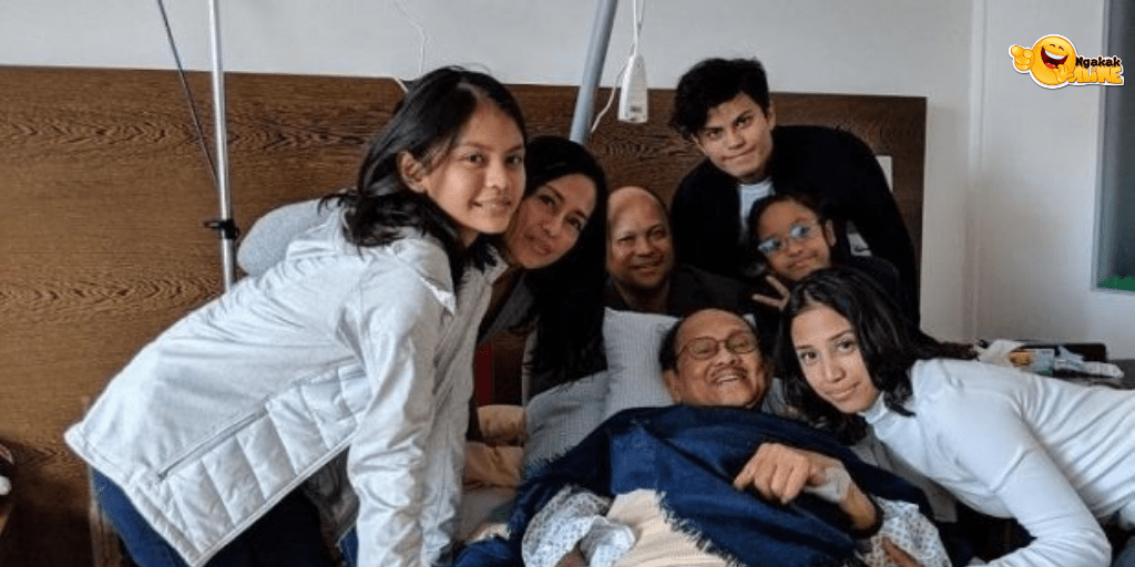 Keluarga Ungkap Detik-detik BJ Habibie Meninggal Dunia, Pergi dengan Tenang, Diiringi Doa