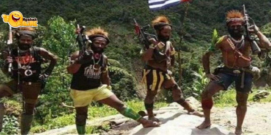 KKB Papua Nyatakan Siap Perang Melawan TNI-Polri, Warga Sipil Dievakuasi dari Wamena