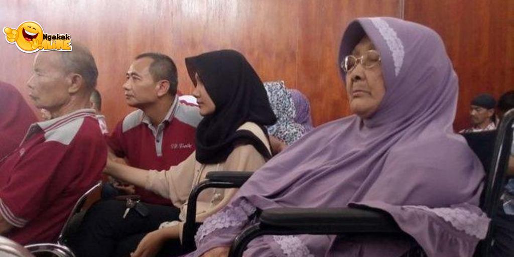 VIRAL Dulu Anaknya Gugat Rp 1,8 Miliar, Kini Giliran Menantu Nenek Amih Pidanakan Dirinya