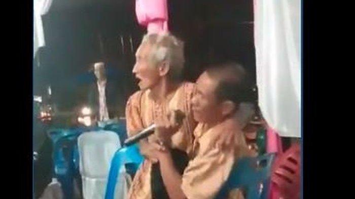 Video nenek cemburu viral