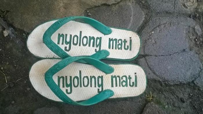 Tips menjaga sandal