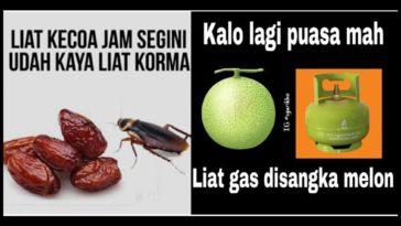 Meme Lucu Puasa